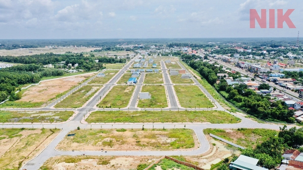 Giá đất nền tại Bà Rịa - Vũng Tàu đang tăng nhanh