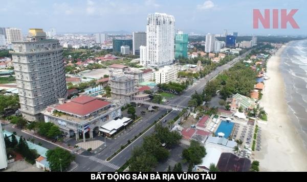 Thị trường bất động sản Bà Rịa Vũng Tàu