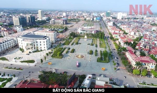 Thị trường bất động sản Bắc Giang có sự phục hồi nhanh sau đại dịch