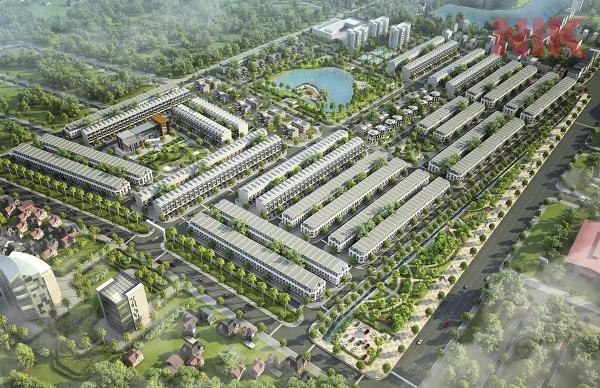 Tổng quan mọi thứ ở khu đô thị Kosy Bắc Giang