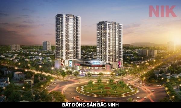 Thị trường bất động sản Bắc Ninh đang phát triển mạnh