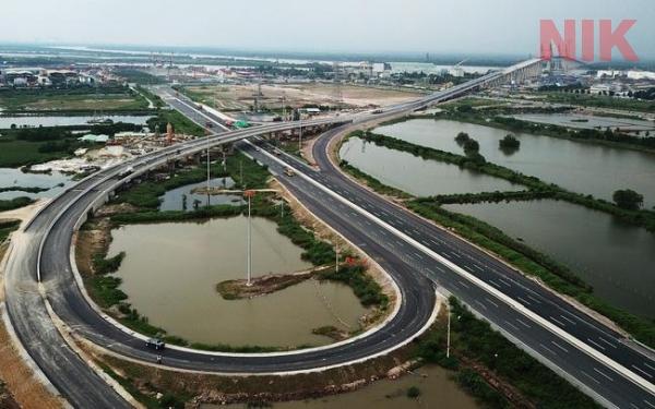 Cao tốc Hạ Long – Hải Phòng thuộc bất động sản cẩm phả