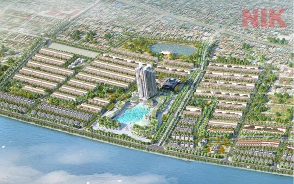 Dự án Green Dragon City chính thức được ra mắt thuộc bất động sản cẩm phả