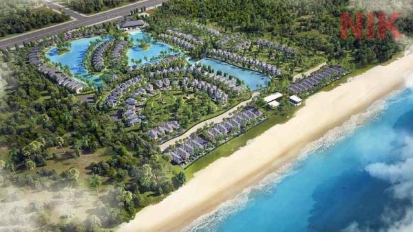 Dự án Vinpearl Cam Ranh Villas thuộc bất động sản cam ranh