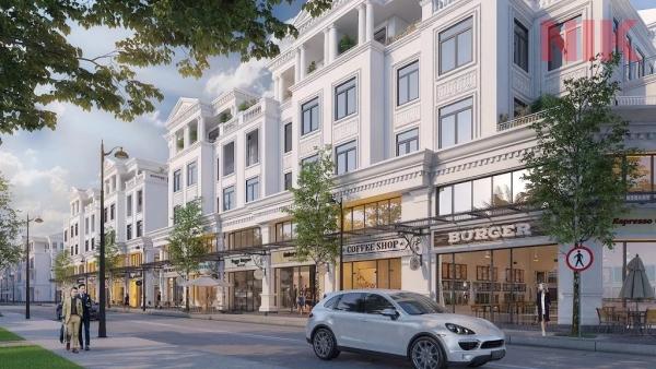 Đầu tư vào bất động sản căn bản Shophouse